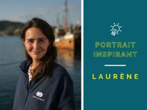 Portrait de Laurène de Energy Observer